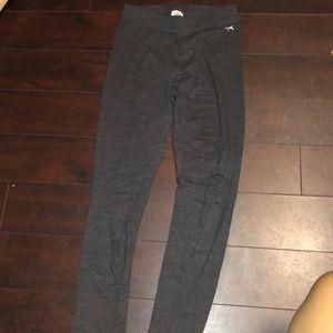 Grey PINK leggings